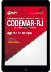 Download Apostila Codemar-RJ Pdf - Agente de Campo