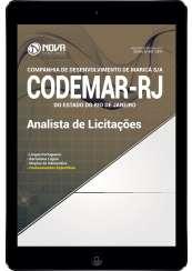 Download Apostila Codemar-RJ (Pref. de Maricá) Pdf - Analista de Licitações