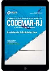 Download Apostila Codemar-RJ (Pref. de Maricá) Pdf - Assistente Administrativo