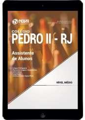 Download Apostila Colégio Pedro II - RJ Pdf - Assistente de Alunos