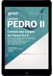 Download Apostila Colégio Pedro II - RJ Pdf - Comum aos Cargos de Classe D e E