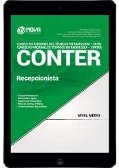 Download Apostila CONTER e CRTRs Pdf - Recepcionista