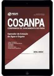 Download Apostila COSANPA PA Pdf - Operador de Estação de Água e Esgoto
