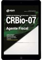 Download Apostila CRBio-PR 7ª Região Pdf - Agente Fiscal