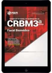 Download Apostila CRBM 3ª Região Pdf - Fiscal Biomédico
