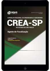 Download Apostila CREA-SP Pdf - Agente de Fiscalização