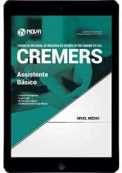 Download Apostila CREMERS Pdf - Assistente Básico