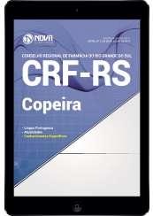 Download Apostila CRF-RS Pdf - Copeira