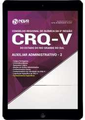 Download CRQ-V (5ª Região) Pdf - Auxiliar Administrativo 2