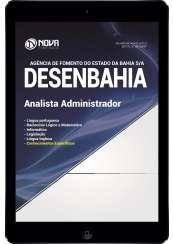 Download Apostila DESENBAHIA - BA Pdf - Analista Administrador