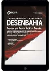 Download Apostila DESENBAHIA - BA Pdf - Comum aos cargos de Nível Superior