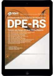 Download Apostila DPE-RS Pdf - Comum aos Cargos de Nível Médio/Superior