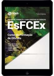 Download Apostila Exército Brasileiro (EsFCEx) Pdf - Curso de Formação de Oficiais do Quadro Complementar
