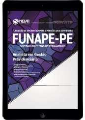 Download Apostila FUNAPE PE Pdf - Analista em Gestão Previdenciária