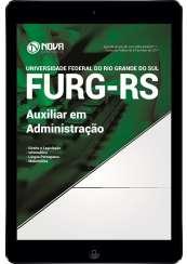 Download Apostila FURG-RS 2017 - Auxiliar em Administração