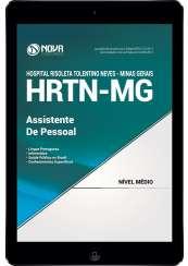 Download Apostila HRTN - MG Pdf - Assistente Pessoal