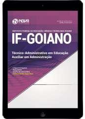 Download Apostila IF Goiano Pdf - Auxiliar em Administração