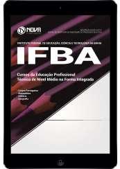 Download Apostila IFBA Pdf - Cursos da Educação Profissional - Técnica de Nível Médio na Forma Integrada