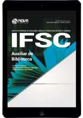 Download Apostila IFSC Pdf - Auxiliar de Biblioteca