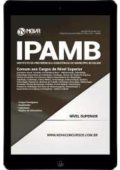 Download Apostila IPAMB-PA Pdf - Comum aos Cargos de Nível Superior