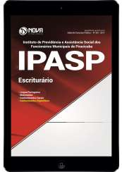 Download Apostila IPASP Pdf - Escriturário