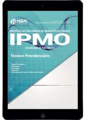 Download Apostila IPMO-SP Pdf - Técnico Previdenciário