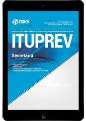 Download Apostila ITUPREV SP Pdf - Secretária