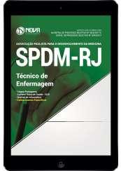 Download Apostila SPDM-RJ Pdf - Técnico de Enfermagem