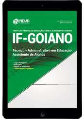 Download Apostila IF Goiano Pdf - Assistente de Alunos