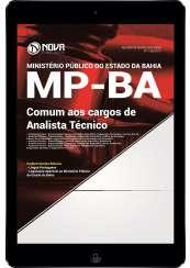 Download Apostila MP BA Pdf - Comum aos Cargos de Analista Técnico