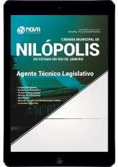 Download Apostila Câmara de Nilópolis - RJ Pdf - Agente Técnico Legislativo
