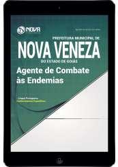 Download Apostila Prefeitura de Nova Veneza - GO Pdf - Agente de Combate às Endemias