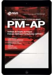 Download Apostila PM-AP Pdf - Soldado do Quadro de Praças Policiais Militares Combatentes