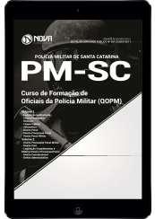 Download Apostila PM-SC Pdf - Curso de Formação de Oficiais da Polícia Militar