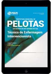 Download Apostila Prefeitura de Pelotas-RS Pdf - Técnico de Enfermagem Intervencionista