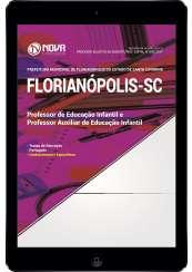 Download Apostila Pref. de Florianópolis - SC Pdf - Prof. de Educação Infantil e Prof. de Aux. de Educação Infantil