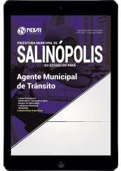 Download Apostila Prefeitura de Salinópolis-PA Pdf - Agente Municipal de Trânsito