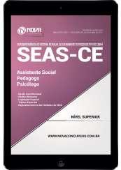 Download Apostila SEAS-CE Pdf - Assistente Social, Psicólogo e Pedagogo