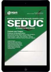 Download Apostila SEDUC-MT Pdf - Comum a Todas as áreas de Professor de Educação Básica