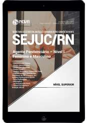 Download Apostila SEJUC - RN Pdf - Agente Penitenciário I