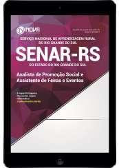 Download Apostila SENAR-RS Pdf - Analista de Promoção Social e Assistente de Feiras e Eventos