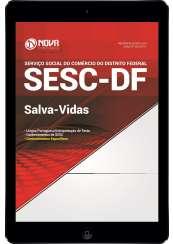 Download Apostila SESC-DF Pdf - Salva-Vidas