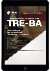 Download Apostila TRE-BA Pdf - Técnico Judiciário – Área: Administrativa – Especialidade: Contabilidade