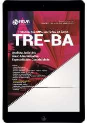 Download Apostila TRE-BA Pdf - Analista Judiciário – Área: Administrativa – Especialidade: Contabilidade
