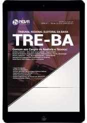 Download Apostila TRE-BA Pdf - Comum aos Cargos de Analista e Técnico