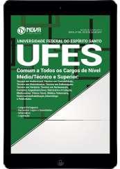 Download Apostila UFES Pdf - Comum a Todos os Cargos de Nível Médio/Técnico e Superior
