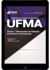 Download Apostila UFMA 2017 Pdf - Assistente em Administração