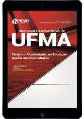 Download Apostila UFMA Pdf - Auxiliar em Administração