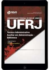 Download Apostila UFRJ Pdf - Auxiliar em Administração - Biblioteca