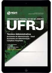 Download Apostila UFRJ 2017 Pdf  - Assistente de Administração